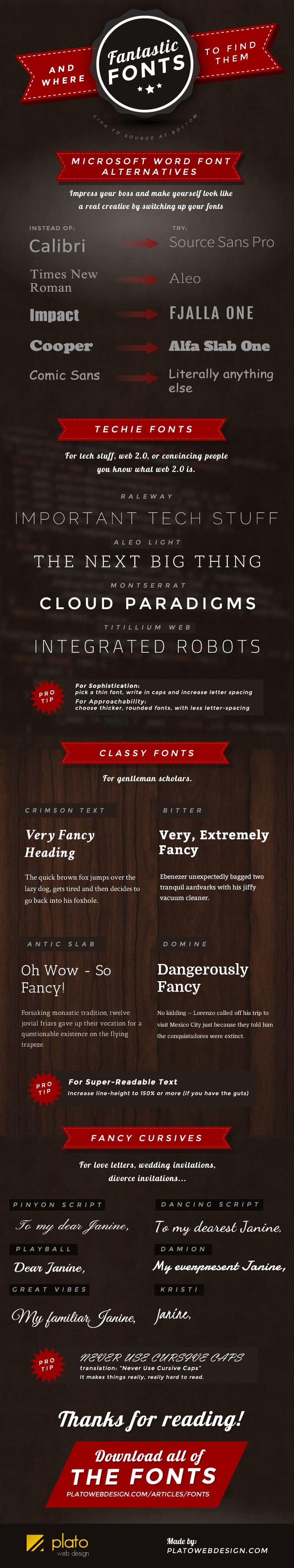 Fantastic-Fonts